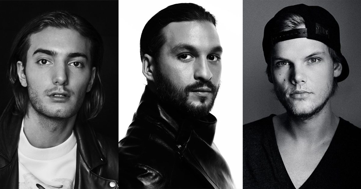 Alesso, Steve Angello and Avicii are Teasing Something Big [VIDEO]