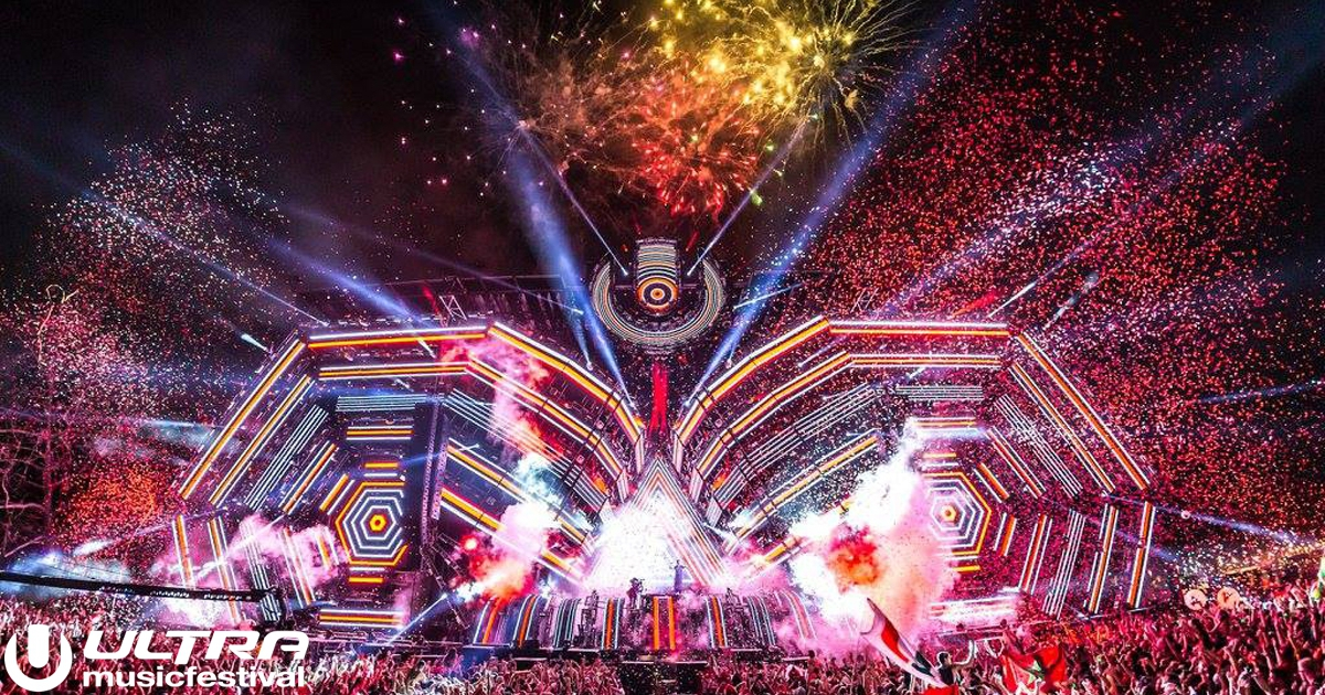 The 10 Most-Played Tracks at Ultra Music Festival 2016