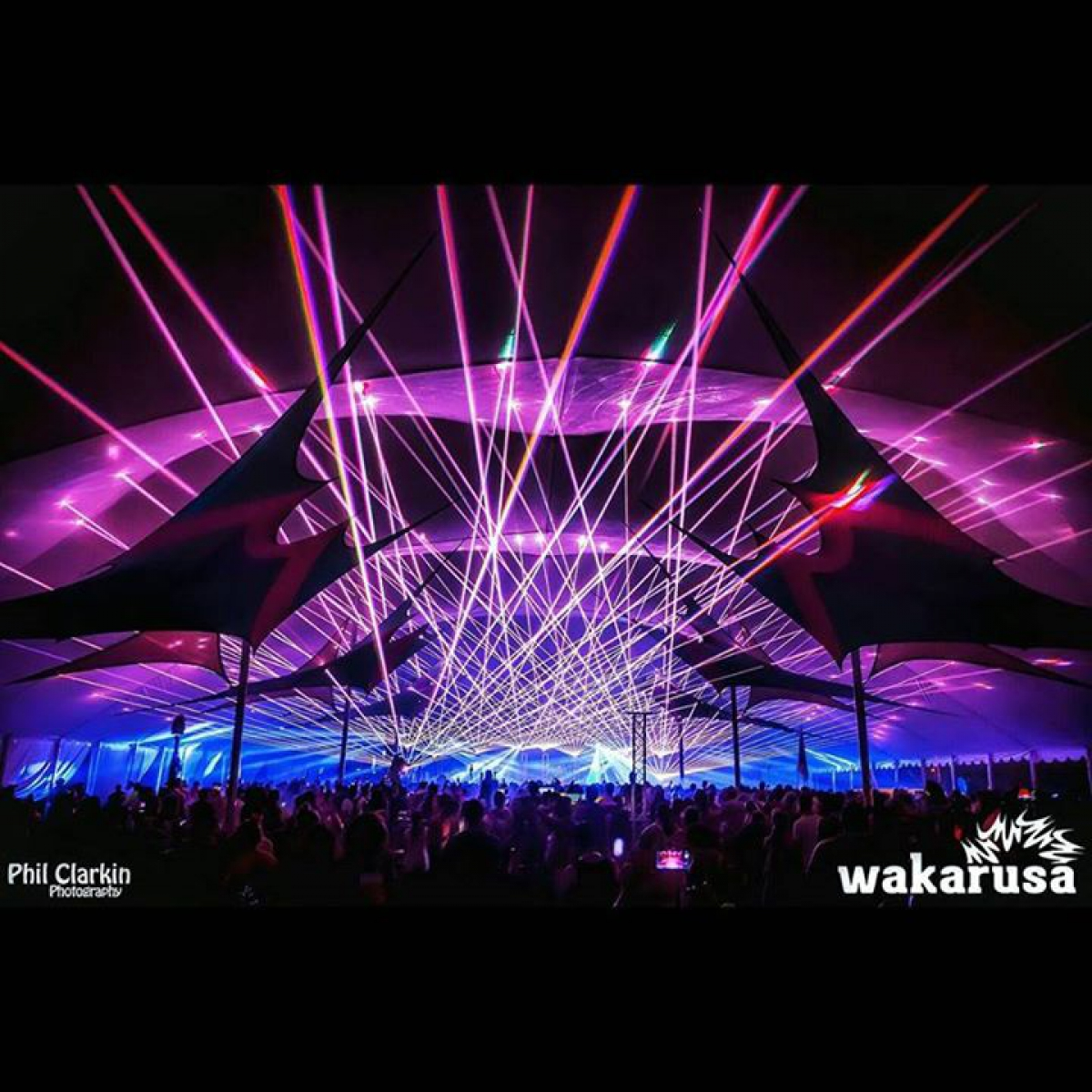 Parade Of Lasers 2015: 11 Of The Sickest Laser Projections EDM Has Ever Seen