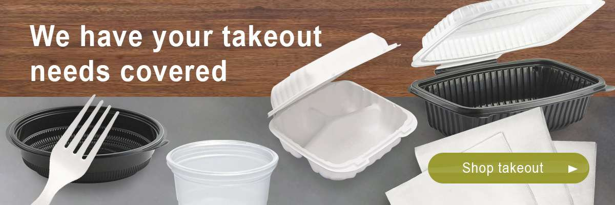 Carry out Containers, takeout containers,
