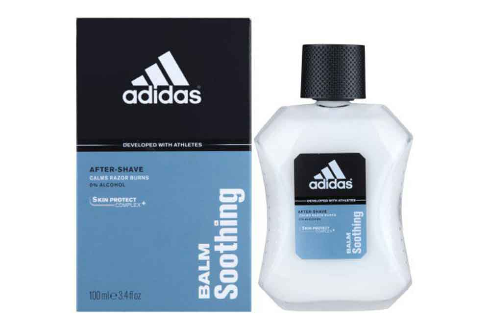 Бальзам после бритья Adidas 100мл Skin Protection Soothing Balm After Shave Испания