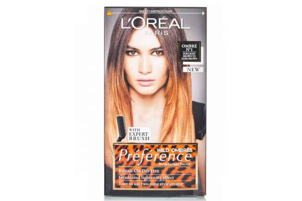 Краска LOreal Preference Wild Ombre 01 Бельгия