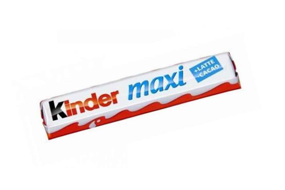 Шоколад молочный Kinder Chocolate 21г Германия