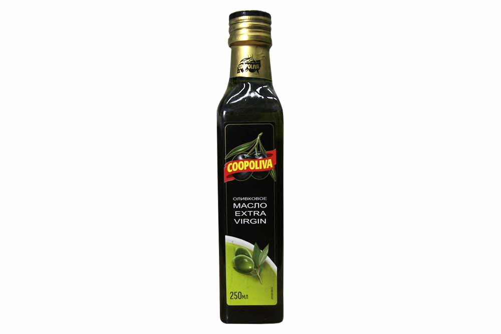Масло оливковое Extra Virgin Olive Oil Coopoliva 250г Испания
