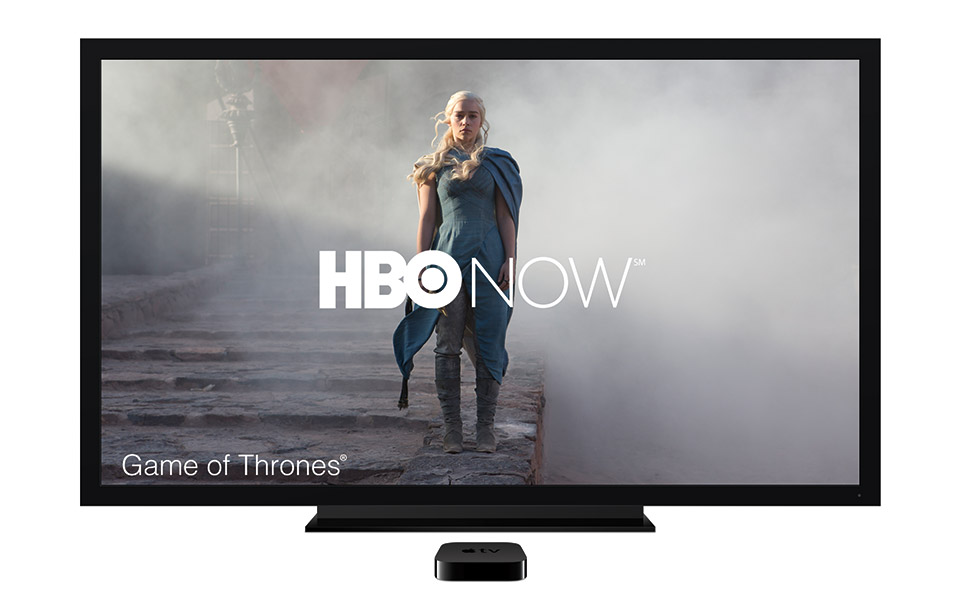 HBO Now Video Streaming - Content Delivery