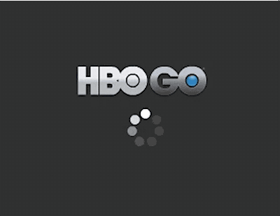 HBO Video Streaming Loading