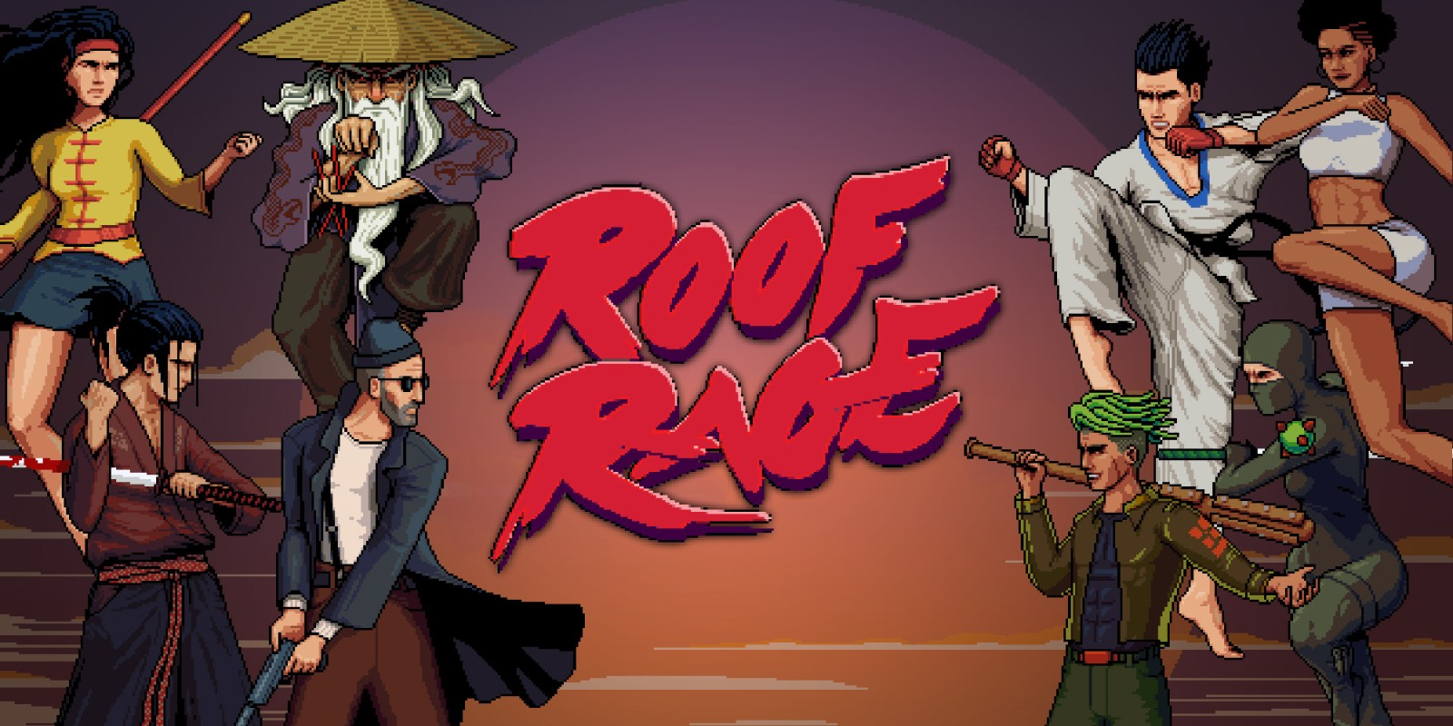 Roof Rage |