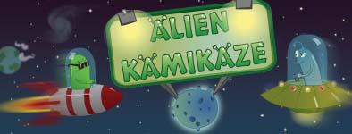 Play free game Alien Kamikaze