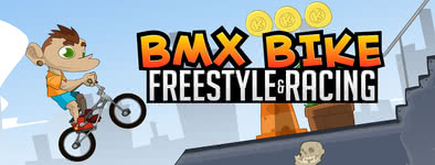 Play free game Bmx Bike Freestyle & Racing