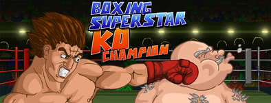 Play free game Boxing superstars KO Champion