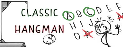 Play free game Classic Hangman