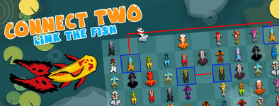 Play free game Connect two : Link The Fish