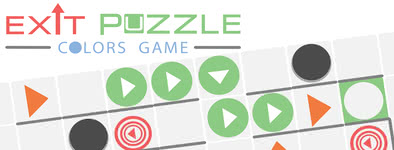 Play free game Exit Puzzle : Colors Game