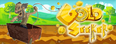 Play free game Gold seeker