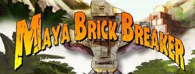 Play free game Maya Brick Breaker
