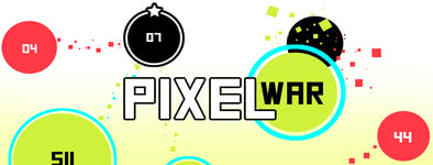 Play free game Pixel War