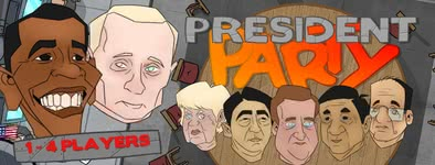 Play free game President party