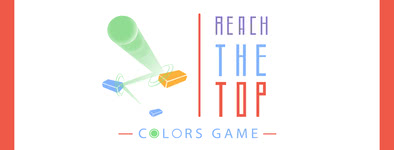 Play free game Reach The Top : Colors Game