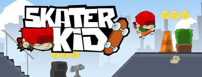 Play free game Skater kid