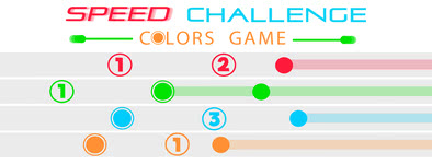 Play free game Speed challenge : Colors Game