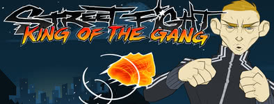 Play free game Street Fight King of the Gang