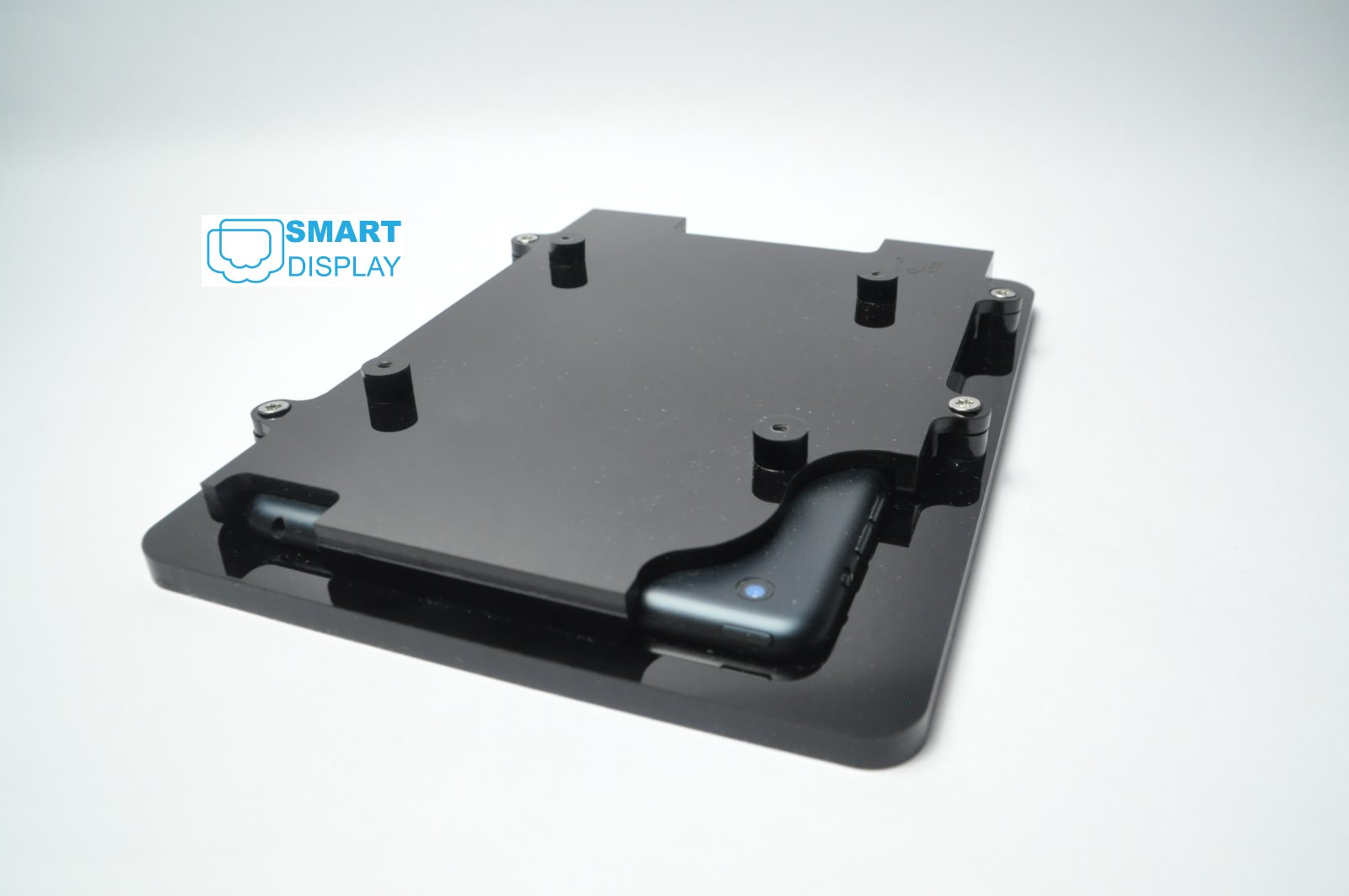 Black Ipad Mini 4 Vesa Kit For Desktop Wall Mount Pos