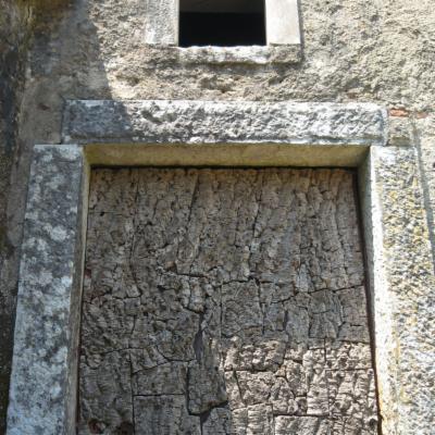 Quercus suber door
