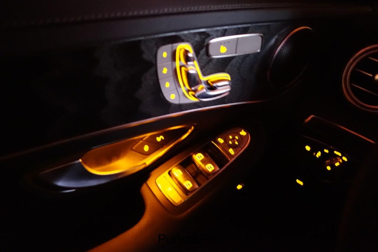 interior car led light kits ledglow 39 s 4pc blue led interior lighting kit youtube ecs news audi. Black Bedroom Furniture Sets. Home Design Ideas