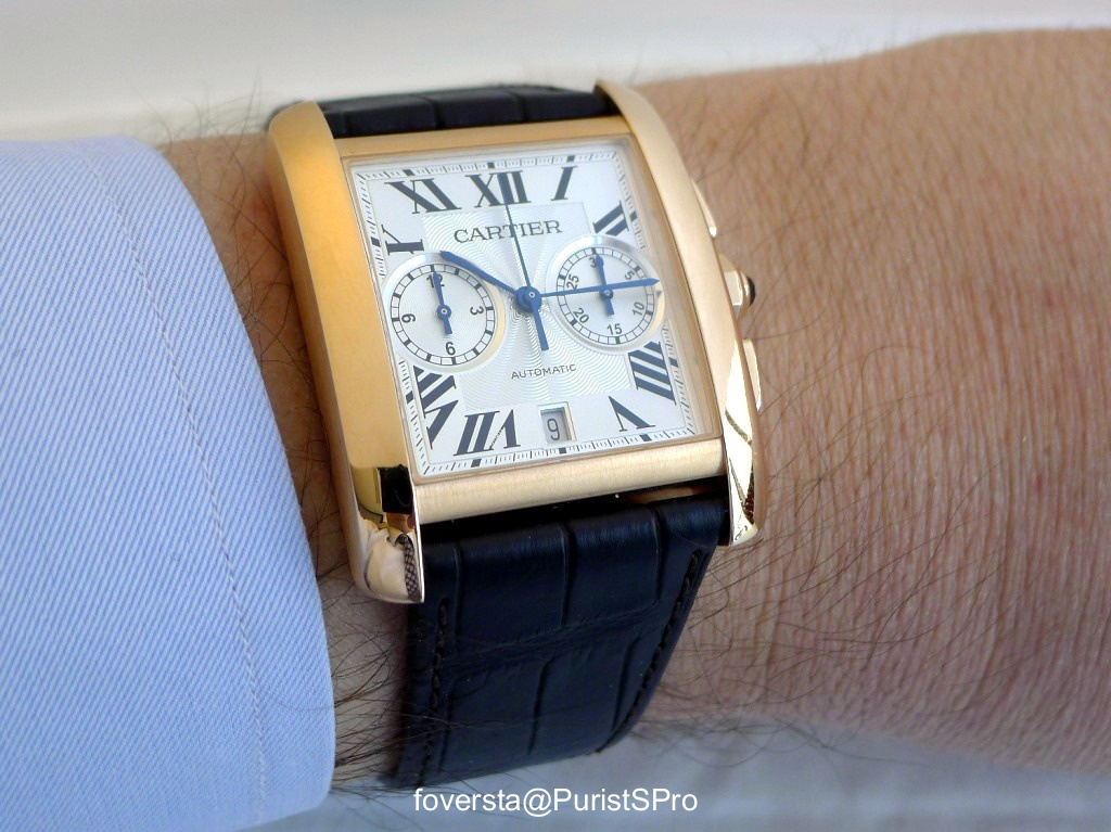 Cartier Tank Difference