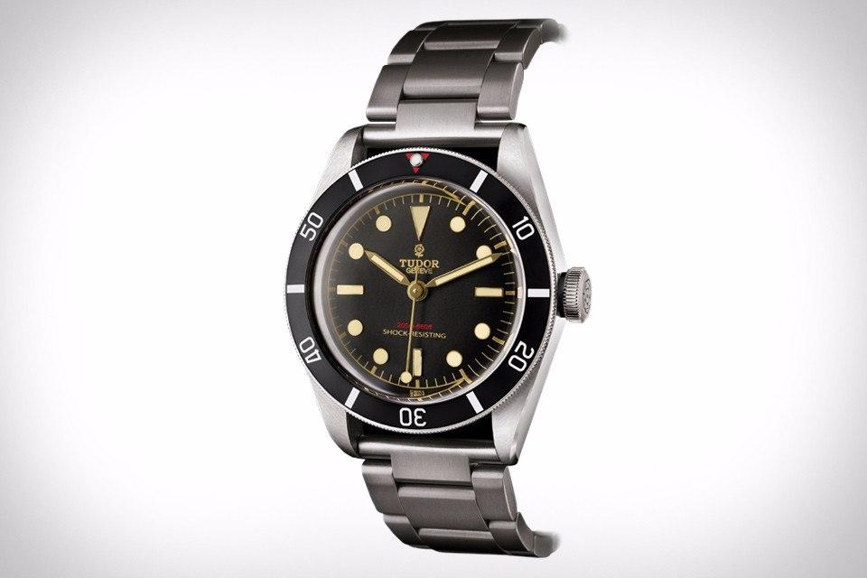 Tudor Heritage Black Bay Black ref. 79220N