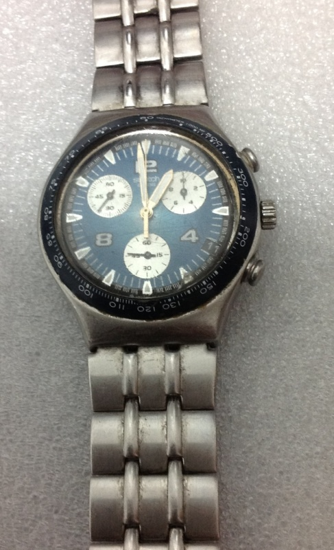 Часы Swatch Irony - tick-tockru