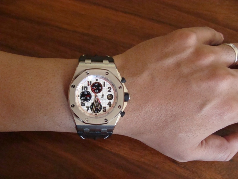 Audemars Piguet Royal Oak Offshore Panda Review