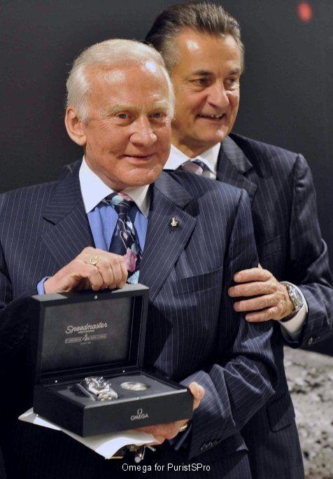 Omega Speedmaster Neil Armstrong