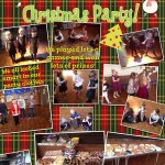 Key Stage One Christmas Party!