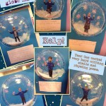 Help! Year One are stuck in a snow globe!