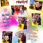 Year 1 Behaviour Reward