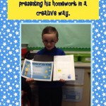 Year 4 Homework Star 07.09.2015