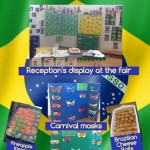 Reception International Week
