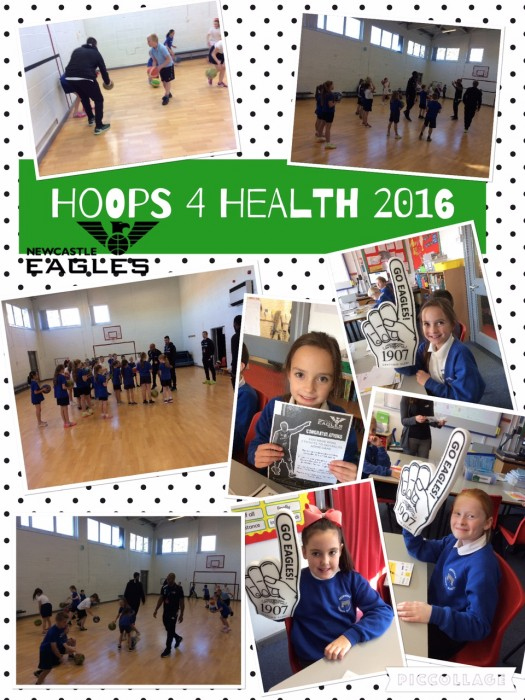 Hoops 4 Health Pic Collage
