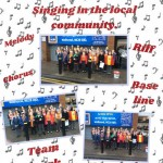 Redesdale Choir in the Local Community
