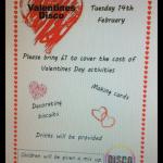 Valentine Disco