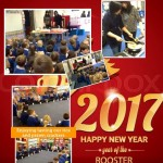 Reception Science fun using ice balloons and Chinese New Year cooking demonstration