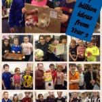 Year 3 took part in the 7 billion ideas challenge.
