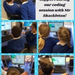 Year 4 – Super coders!