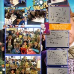 World Book Day and describing characters in Charlie and the Cholcolate Factory