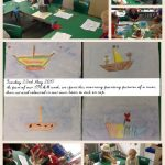 Year 1's River Art