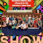 Reception Talent Show
