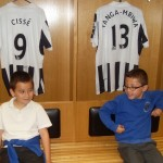 Year 2 NUFC Stadium Tour