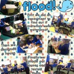Key stage one beat the flood challenge