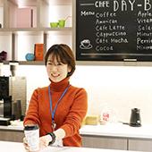 株式会社アウローラ(アウローラ)/株式会社アウローラ / 【受付スタッフ】オフィスのCafeで勤務♪(アルバイト)